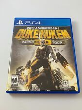 Duke Nukem 3D: 20th Anniversary World Tour (PlayStation 4) PS4 - NO SCRATCHES