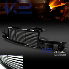98-04 Chevy S10 / Blazer [Black] Front Bumper Hood Grill 1Pc Grille