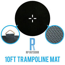 NEW Replacement Trampoline Mat/Matt Round Spring Spare 10ft foot 64 Spring