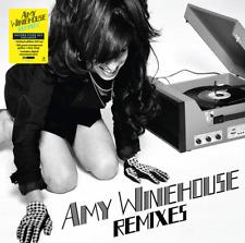 Amy Winehouse: Remixes Double LP Blue/Yellow Vinyl New Sealed RSD 2021