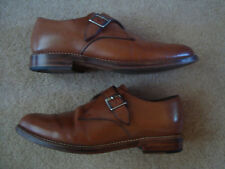 Grenson Nathan Made In England Leather Monk Shoe. 10G UK / EU 45. FREE UK POST