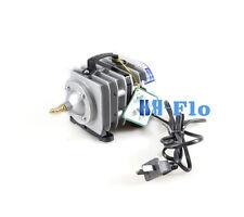 Commercial Magnetic Air Pump 6 Outlet Hydroponic Aquarium Pond 20W 20L/M