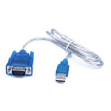 USB to RS232 Serial 9 Pin DB9 PIN PL2303 Cable Adapter Convertor DT