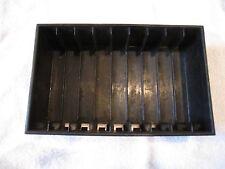 Corvette C4 center console factory GM cassette storage tray 84 85 86 87 88 89