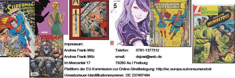 Comics and Art