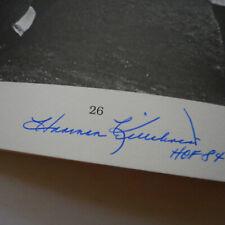 Baseball Hall Of Fame Book Of Superstars Harmon Killebrew Duke Snider Signed