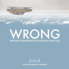 TAHITI BOY & MR OIZO/OST - WRONG   CD NEW+