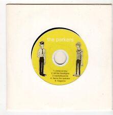 (FA460) The Parkers, Come On Boy / Kill The Headlights - DJ CD
