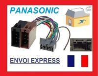 Cable adaptateur faisceau ISO pour autoradio PANASONIC - 16 pin connecteur