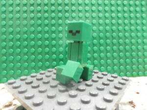 Lego Minifig: #MIN012 Creeper