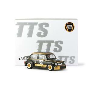 TTS 010 Fiat Abarth 1000 TCR Bassano Corse Trento Bondone 1976 #248 1:24 BRM