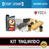 KIT TAGLIANDO CITROEN C3 I 1.4 HDI 68CV 50KW DAL 2002 + TOTAL Q9000 5W40