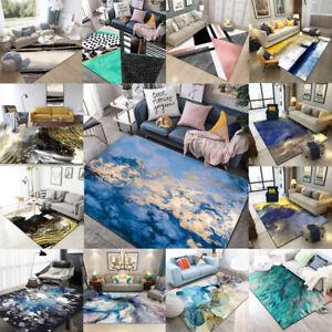 Abstract  Modern Gold Non-slip Livingroom Kitchen Bathroom Floor Mat Rug Carpet