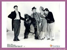 "PHOTO DE PRESSE CINÉMA : THE MARX BROTHERS, FILM "" AT THE CIRCUS "", MONKEY-K1"