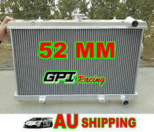 52MM NEW aluminum radiator for Nissan S13 CA18DET CA18