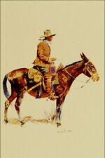 522066 une armée conditionneur Frederic Remington A4 papier photo