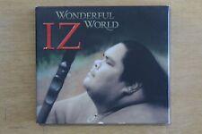 """Israel """"IZ"""" Kamakawiwo'ole*  – Wonderful World  (Box C268)"""