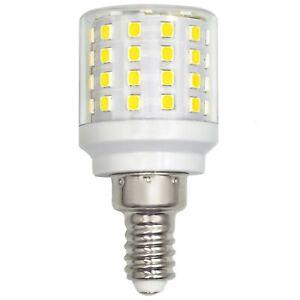 E12  Candelabra Base LED Bulb C7 Lamp 110~265V 6W 56-2835 Refrigerator light