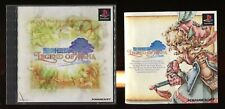 Legend Of Mana PS1 Game NTSC  with manual Japan Import