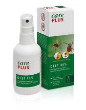 Care Plus Anti-Insect DEET 40% Spray (100ml)