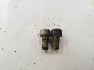 Cold Start Fuel Injector Mounting Bolts | Fits 1981-1993 Mercedes Benz 380 190