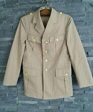 Bundeswehr BW Sakko BUNDESWEHR MARINE Uniformjacke khaki Bw TROPEN JACKE NEU
