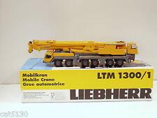 Liebherr LTM1300/1 Truck Crane - 1/50 - Conrad #2097