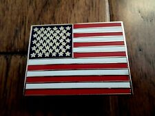 U.S.A American Hat Pin Lapel Pin Double Post Pin