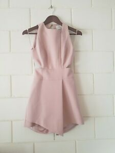 MISHA COLLECTION Clara Playsuit New with tags Rrp $340