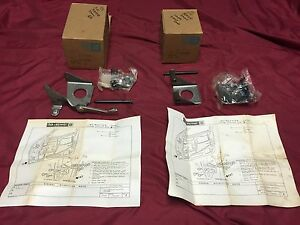NOS 91-94 CHEVROLET GMC S-10 BLAZER HINGE REPAIR KITS GM 15589918 15589916