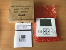 Hitachi PC-arfpe 70510002 Hard Wired Controller Air Avec Télécommande Air Avec