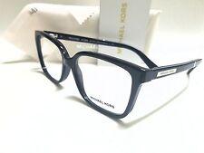 Authentic Michael Kors MK8007 3009 Whitsundays Black Women's 55mm RX Eyeglasses