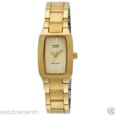 Casio Women's LTP-1165N-9C Gold Plated Ladies Dress Watch