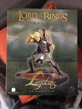 Gentle Giant Lord of the Rings Legolas Animaquette New In Box #558/1750 2007