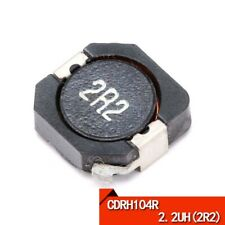 10PCS CDRH104R 2.2UH(2R2) Wire-wound SMD/SMT Power Inductor/Shielded Inductor