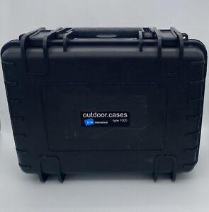B&W International Hard Waterproof Case Type 1000 ( Outdoor.cases ) Empty