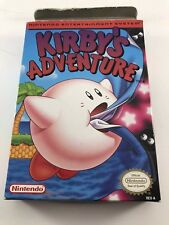 Kirbys Adventure Complete for NES Nintendo