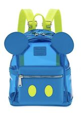 Sac A Dos LOUNGEFLY Neon  Disney Neuf backpack Disneyland Paris En Stock