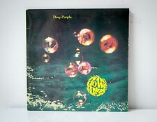 DEEP PURPLE - WHO DO WE THINK WE ARE   ROCK LP RECORD   FREE POST