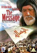 [DVD] THE MESSAGE, The Story Of Islam. *Disc Only*