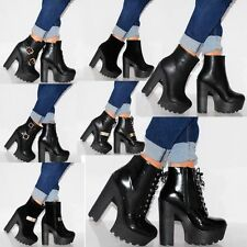 Unbranded Synthetic Zip Boots for Women