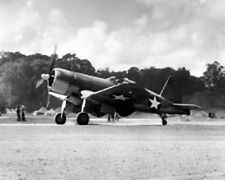Marine Corps Vought F4U-1 Whistling Death Squadron 8x10 World War II 2 Photo 642