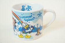 Tokyo Disney Resort Souvenir Cup TDR Summer Splash Mickey Minnie Chip Dale