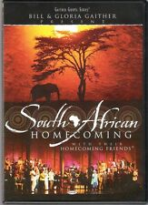 DVD Bill & Gloria Gaither. South African Homecoming. American Gospel. CCM