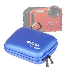 EVA Shell Case for Fujifilm FinePix XP70 in Cool Blue