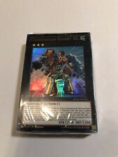 Geargia Rampage Structure Deck Sealed Mint Condition Yugioh