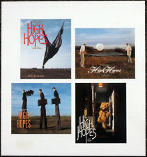 PINK FLOYD POSTER PAGE . 1994 HIGH HOPES SINGLE ART . M70