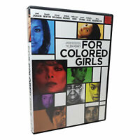 For Colored Girls DVD R1 2011 Very Good Condition Canadian Tested Tyler Perry