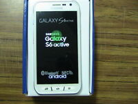 Samsung Galaxy S6 active SM-G890A - 32GB - Camo White (AT&T unlocked) gsm shadow