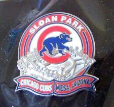 Sloan Park Chicago Cubs Mesa Arizona pin Spring Training Cactus League c37278